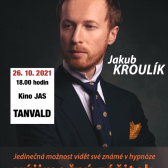 Tanvald - Hypnotizér Jakub Kroulík 1