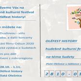 Zlatá Olešnice - Oléfest History 2021 1